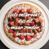 DIY Pannenkoeken aardbei chocolade